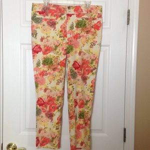 NWOT Anthropologie Cantonnier pants